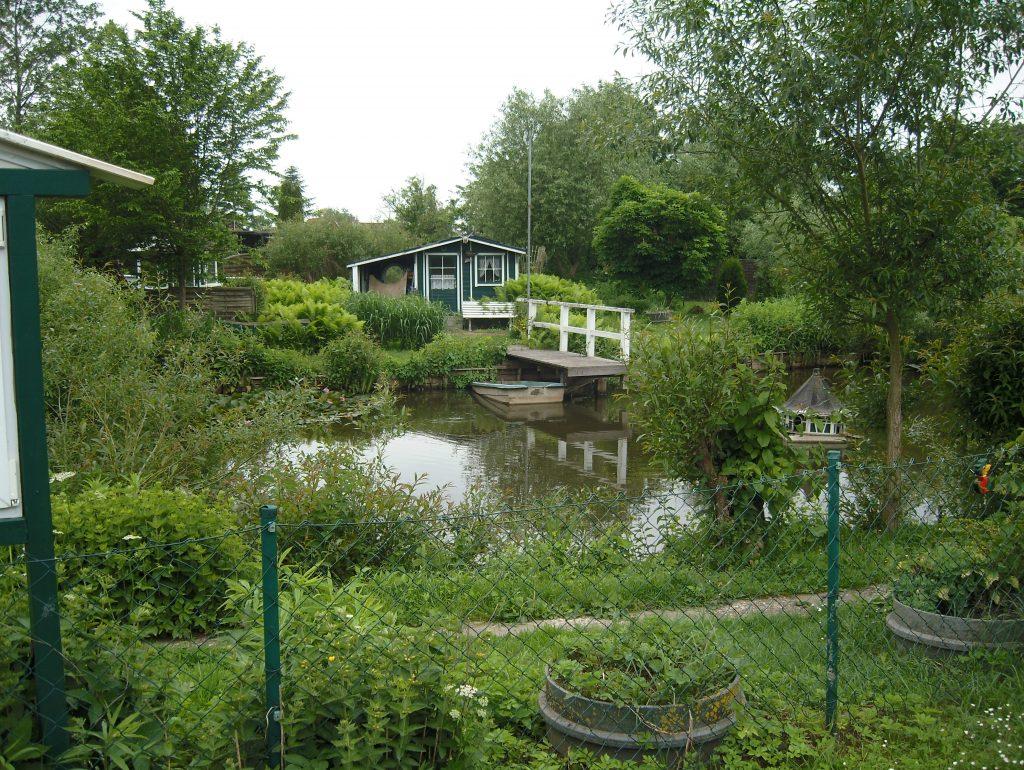 Teichanlage Dahlienweg
